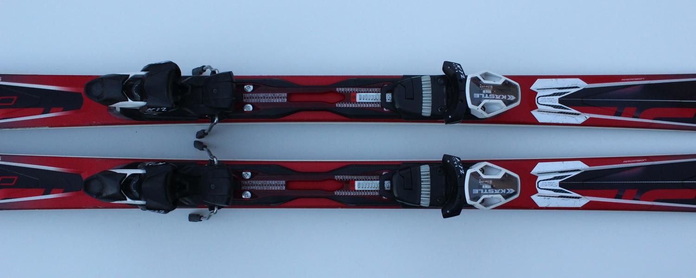fischer progressor 800 175 cm skis ski kastle k12 cti. Black Bedroom Furniture Sets. Home Design Ideas