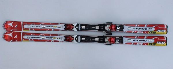 ATOMIC-RACE-D2-GS-169-CM-ATOMIC-NEOX-TL-12-2012-SKI-SKIS-N233-321632229630