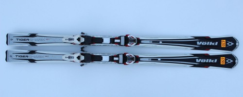 VOLKL-TIGERSHARK-10-FT-175-CM-SKI-SKIS-MARKER-TIGERSHARK-Bindings-2013-N630-321987180032