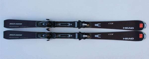 HEAD-BLACK-VEYRON-152-CM-HEAD-PR-11-2013-SKI-SKIS-N167-321632237093